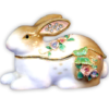 шкатулка кролик