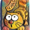 магнит чудо кот
