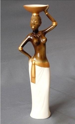 эфиопка статуэтка