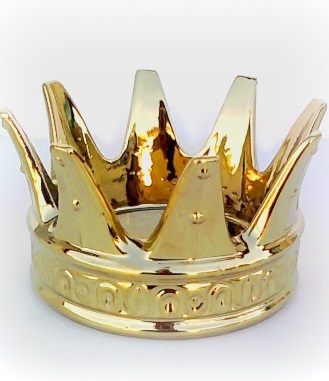 пепельница корона