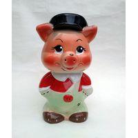 копилка свинка