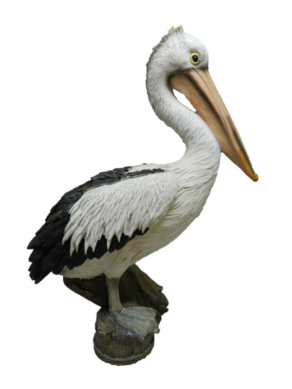 фигурка пеликан