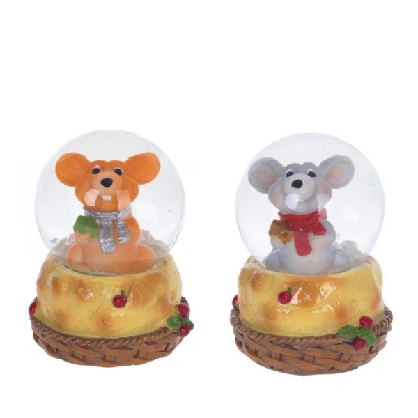 мышки водный шар