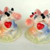 мышки с сердечком